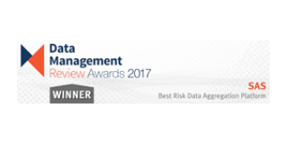 SAS wins Best Risk Data Aggregation Platform