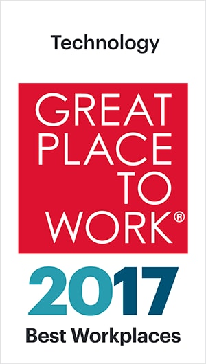Great Place to Work for Technology Workers logo