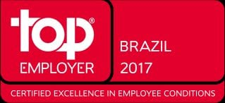 SAS ranks No. 3 among Brazil's Top Employers