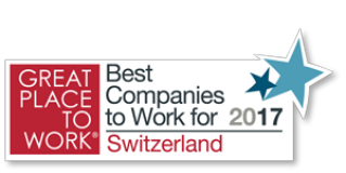 SAS once again ranks among the top Best Workplaces in Switzerland