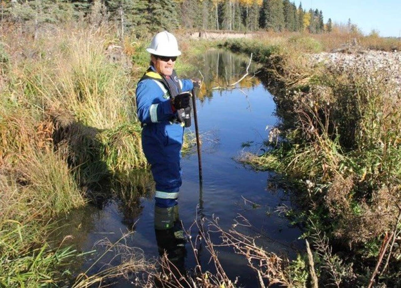 forensic chemist in wetlands