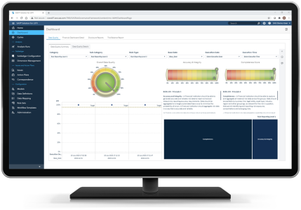SAS Solution for LDTI Better manage data collection and validation screenshot