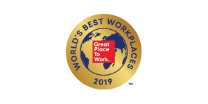 World's Best Workplace logo