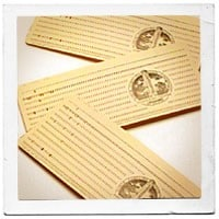 History 1976 punchcards