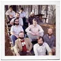 History 1976 employees