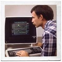 History 1980 software