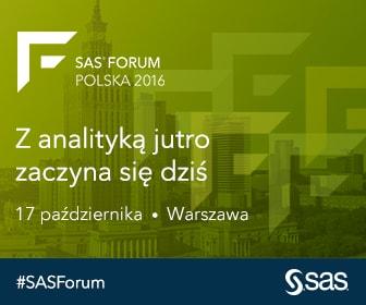 Rusza rejestracja na SAS Forum 2016!