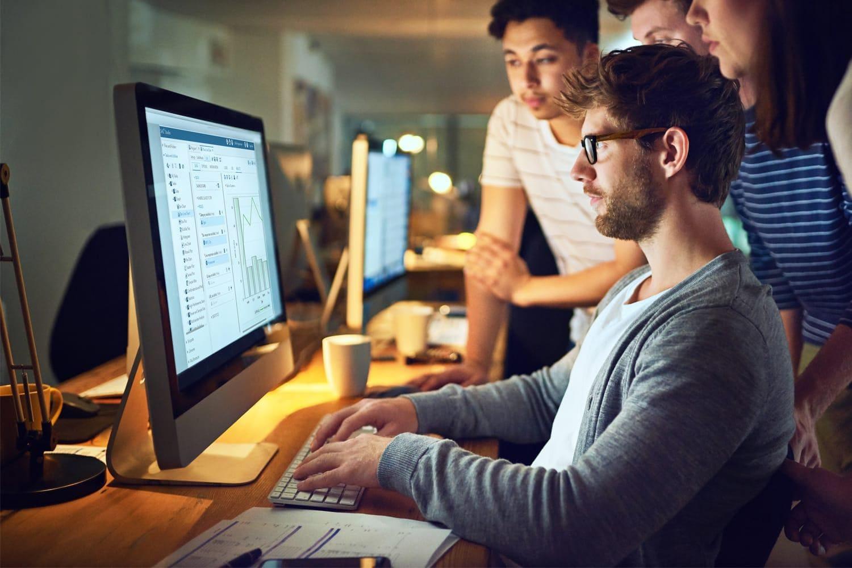Prawie 2/3 firm twierdzi, że analityka czyni je bardziej innowacyjnymi