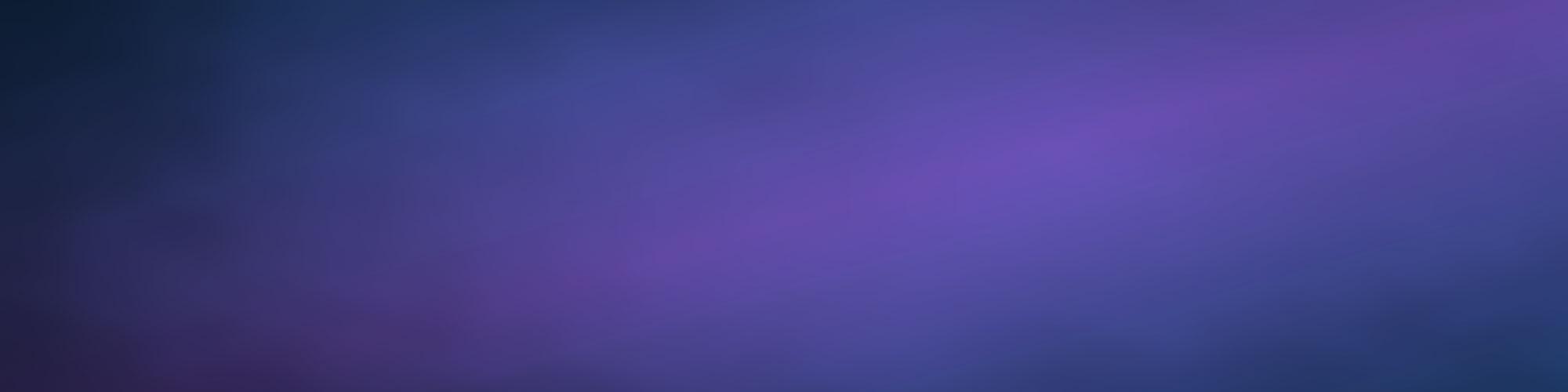 Midnight to violet gradient