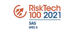 RiskTech 100 SAS IFRS 9 logo