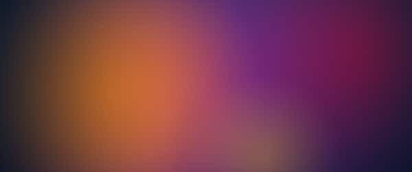 Orange and Purple Abstract Background
