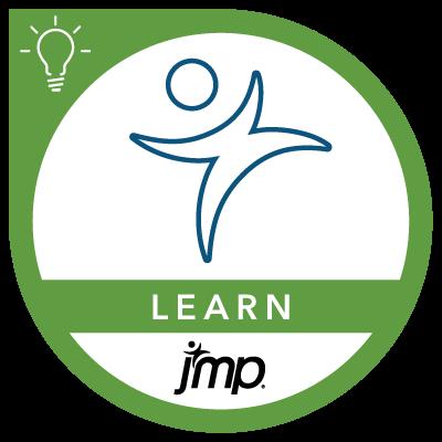 SAS Learn Badge for JMP