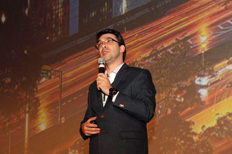 SAS Data Management Forum - Luiz Rasquilha apresenta sobre trends e IoT