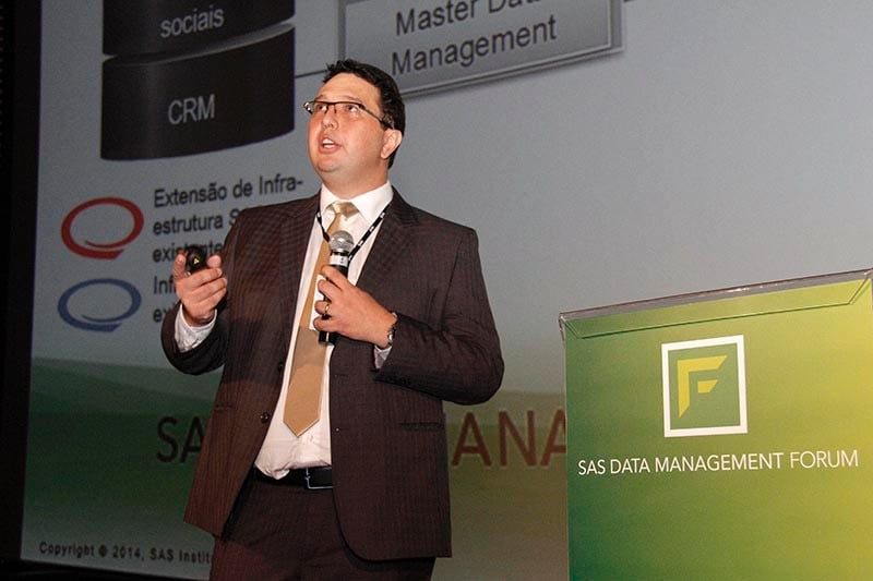 SAS Data Management Forum - Marcel Almeida