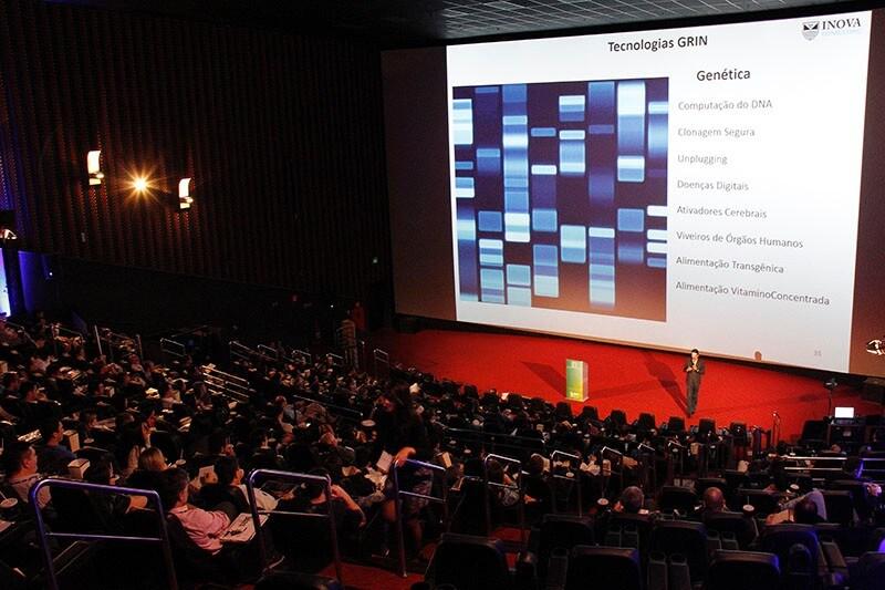 SAS Data Management Forum - Luis Rasquilha fala sobre a mega tendência de tecnologia. As tecnologias GRIN.
