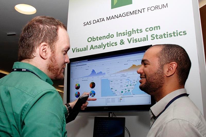 SAS Data Management Forum - Demonstrações de produtos em tempo real