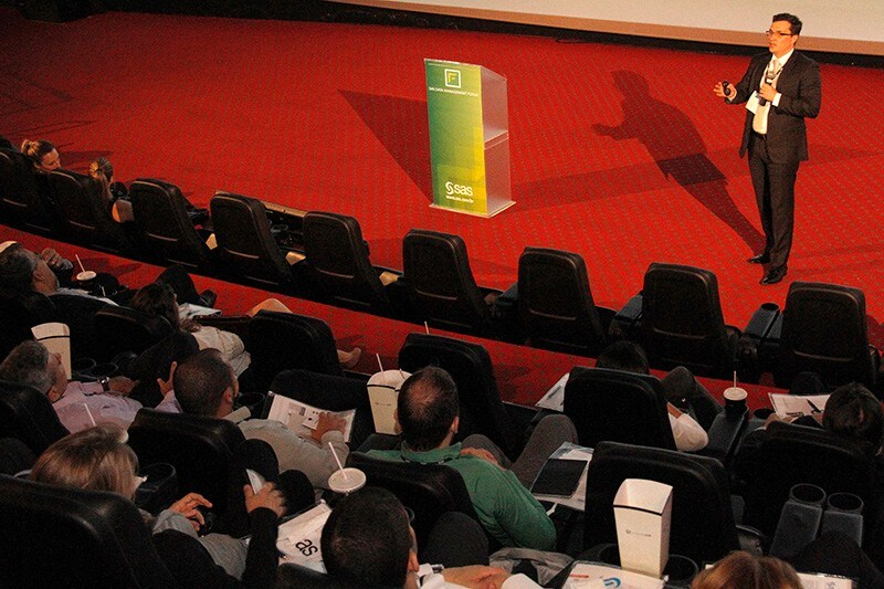 SAS Data Management Forum - Rafael Aielo apresenta sobre as Soluções de Data Management