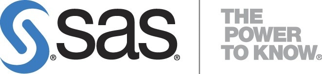 SAS Logo - The Power To Know - Horizontal