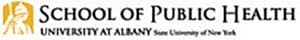 School of Public Health University at Albany logo