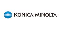 Logo da Konica Minolta