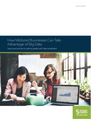 Como empresas de médio porte podem tirar proveito do Big Data: Sete dicas práticas para começar com visualização de dados
