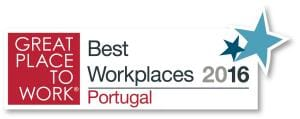 Great Place to Work Portugal 2016