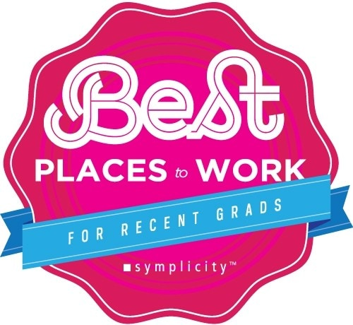 Best Places to Wrok for Recent Grads
