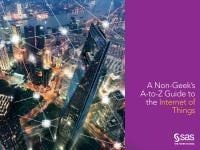 A Non-Geeks A-to-Z Guide to the Internet of Things