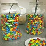 M&Ms, a trademark of SAS culture.