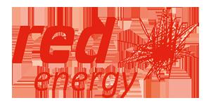 Red Energy logo