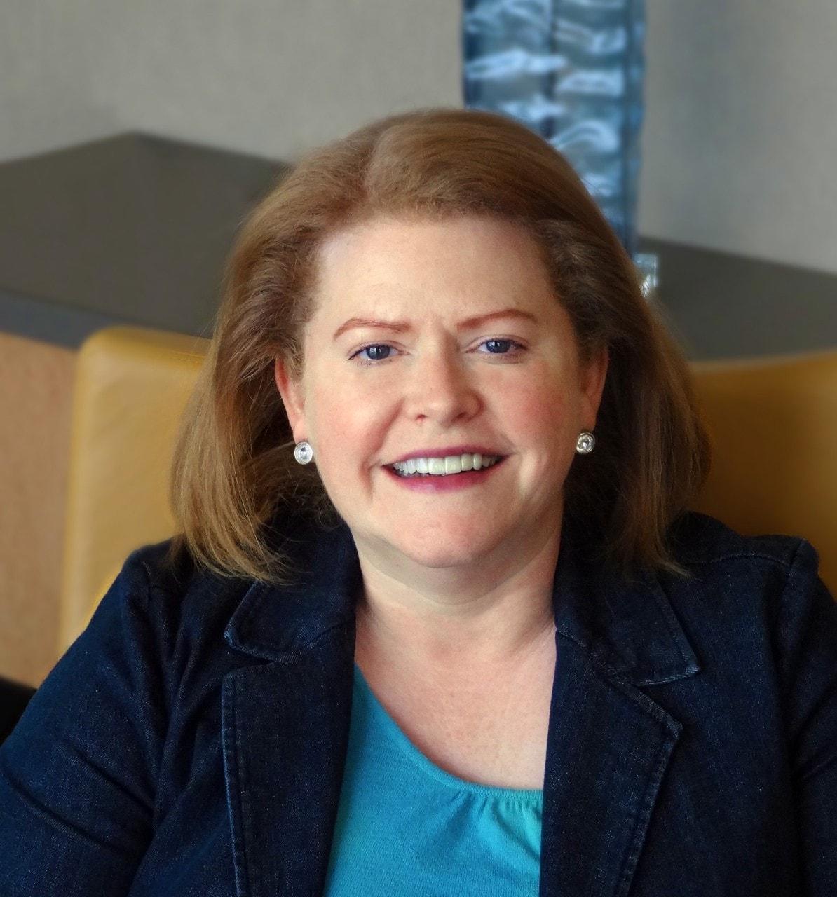 Susan Weidner, cancer survivor and Senior VP IntrinsiQ Specialty Solutions