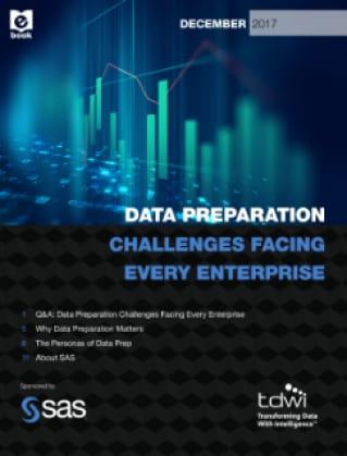 Data Preparation Challenges Facing Every Enterprise
