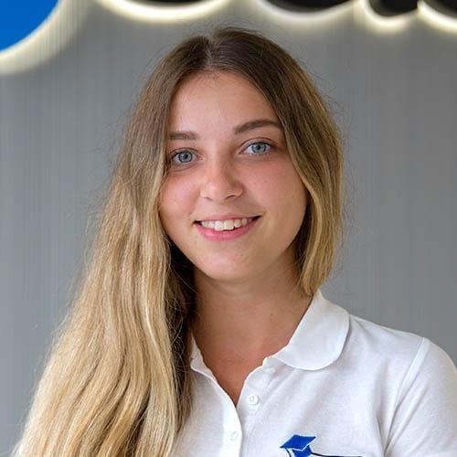 Darya Krasnova, SAS Russia Ambassador
