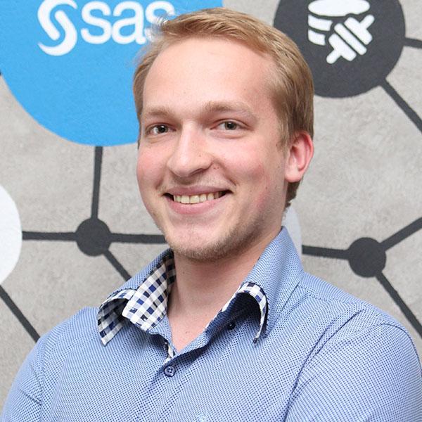 Egorov Yan, SAS Russia/CIS