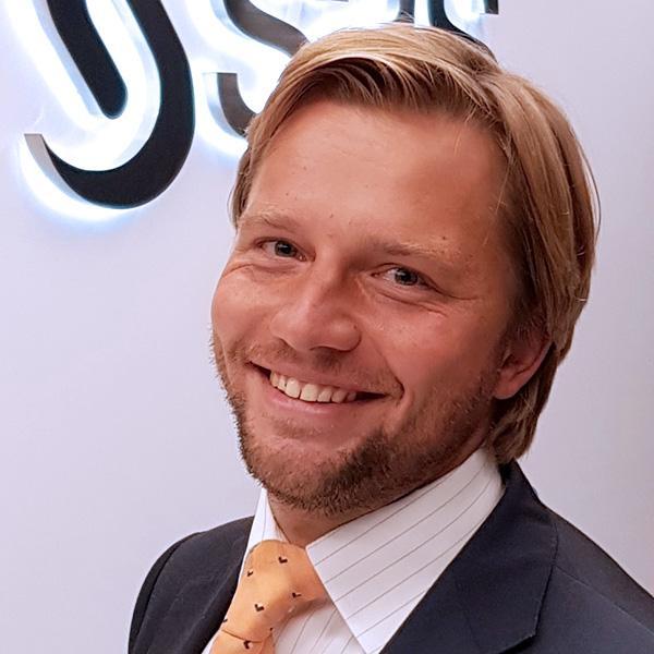 Nikolay Filipenkov, SAS Russia/CIS