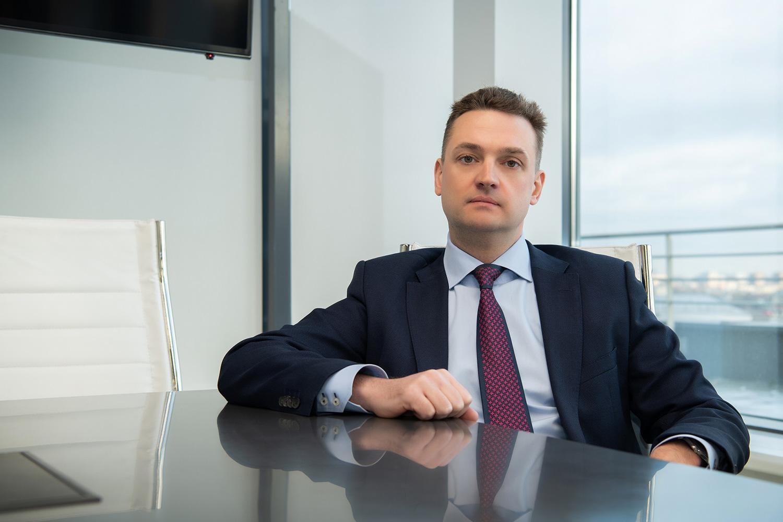 Александр Тихонов, генеральный директор SAS Россия/СНГ