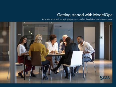 Getting started with ModelOps