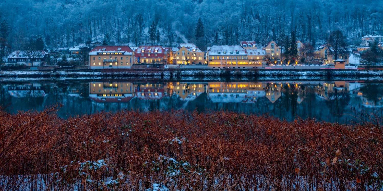 Heidelberg castle SAS office