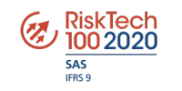 Логотип Chartis RiskTech 100 2020 по МСФО 9