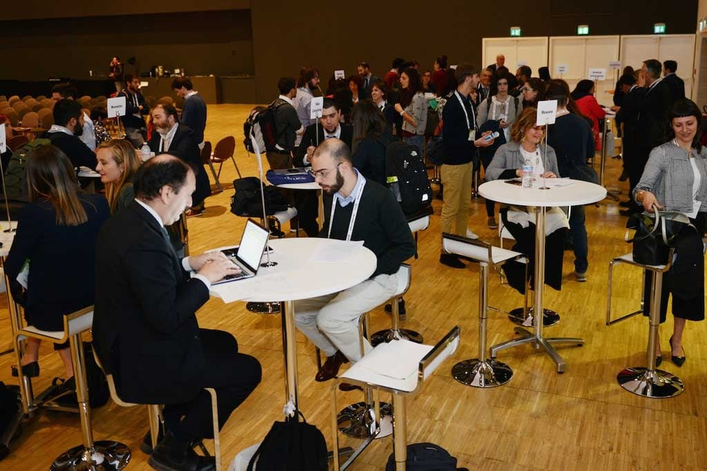 Plenary Session of SAS Forum Milan 2016 - Job Speed Dating