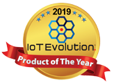 IoT Evolution - Product of The Year 2019