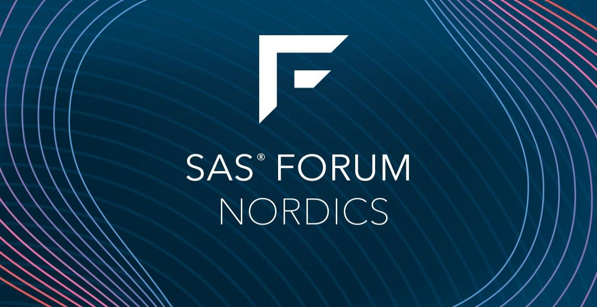 SAS Forum Nordics 2020 recap