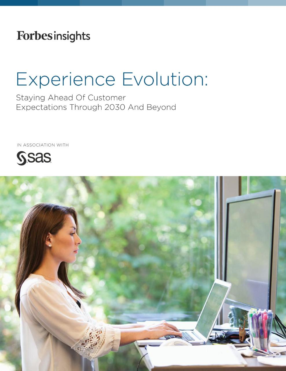 Experience Evolution: Staying Ahead of Customer Expectations Through 2030 and Beyond