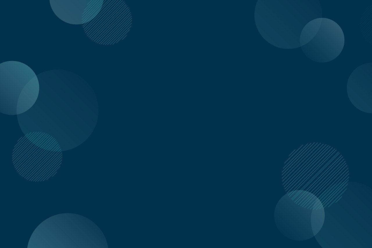 Midnight Background with dots in transparency