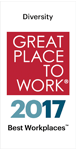 Great Place To Work for Diversity 2017