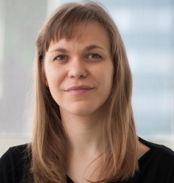 Barbora Adamcova - MEC Slovakia