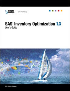 SAS® Inventory Optimization 1.3: User's Guide