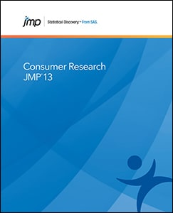 JMP® 13 Consumer Research