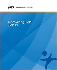 Discovering JMP® 13