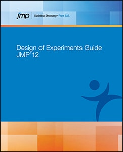 JMP® 12 Design of Experiments Guide